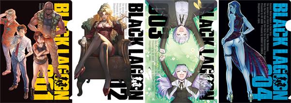 特製クリアファイルが月刊サンデーGX10月号から3号連続付録に!
